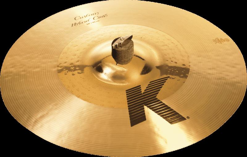 Pack Cymbales K Custom K1250-I7-5 - Voir en grand