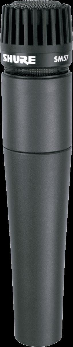 Micro Shure filaire SM57-LCE-2 - Voir en grand