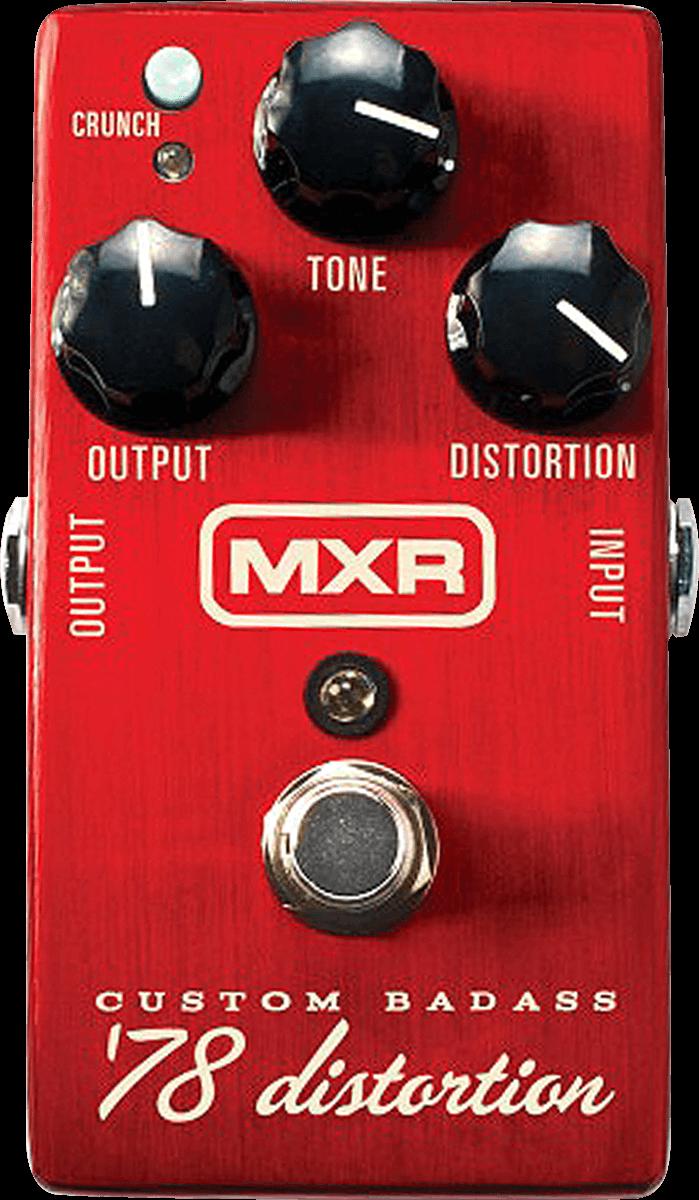 Pédale d'effets MXR M78 - Voir en grand