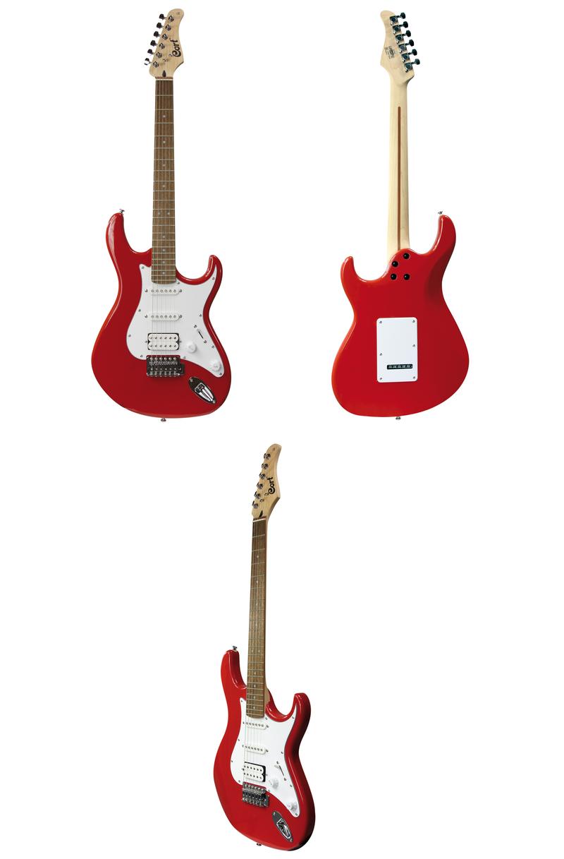 Guitare électrique G110SRD. - Voir en grand