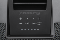 Mackie SONO PORTABLE FREEPLAY-LIVE - Voir en grand