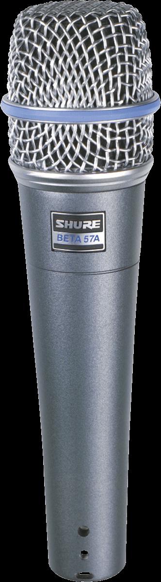 Micro Shure filaire  BETA57A - Voir en grand