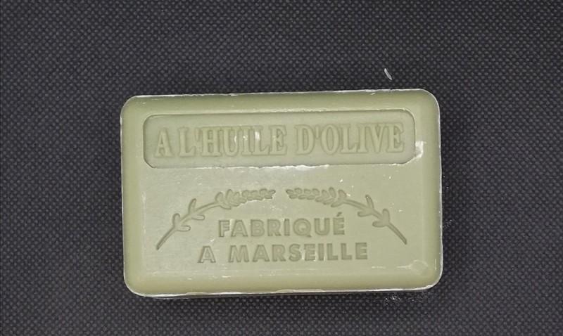 """savonnette Marseille 125gr  - Savonnette Marseillaise 125gr - Savonnerie """" d'ici et d'ailleurs"""" - Voir en grand"""