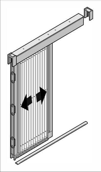 Moustiquaire plissée pour porte 1 vantail.jpg - Voir en grand