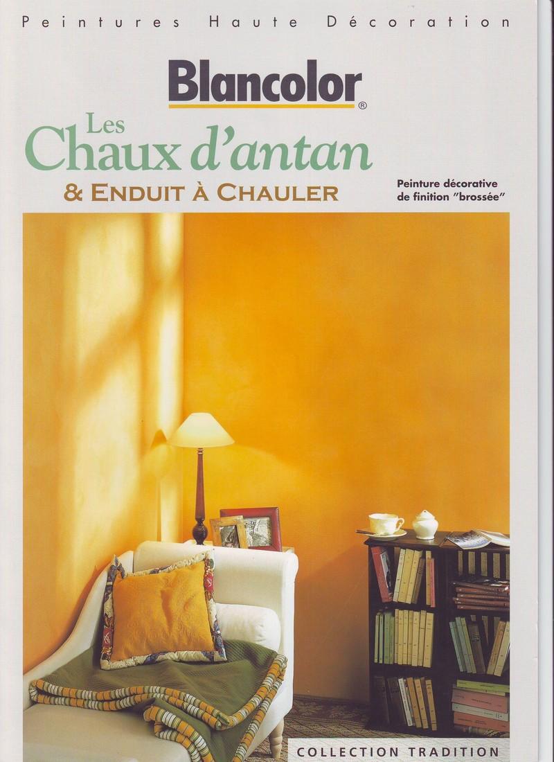 LES CHAUX DANTAN ET ENDUIT A CHAULER RECA CEVENNES - Peinture sur enduit chaux
