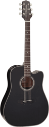 Guitare folk Takamine GD15CEBLK - Voir en grand