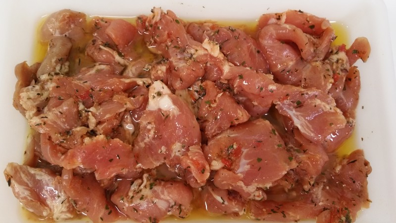 Boucherie Ribes - Araignée de porc marinée - Voir en grand