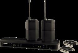 SYSTEME HF Shure BLX188E-M17 - Voir en grand