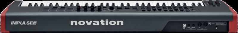 Clavier maître Novation IMPULSE-61-2 - Voir en grand