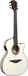 Guitare folk Lâg T118ASCE-IVO - Voir en grand