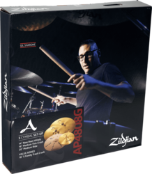 Pack Cymbales A AP4808G