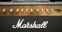 Ampli Marshall DSL40COMBO -2 - Voir en grand