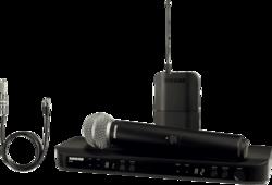 SYSTEME HF Shure BLX1288E-SM58-M17 - Voir en grand
