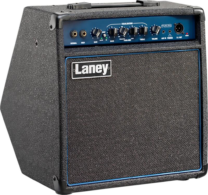 Ampli Basse Laney RB2 - Voir en grand