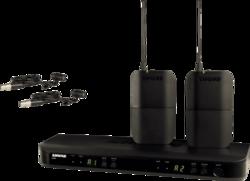 SYSTEME HF Shure BLX188E-W85-M17 - Voir en grand