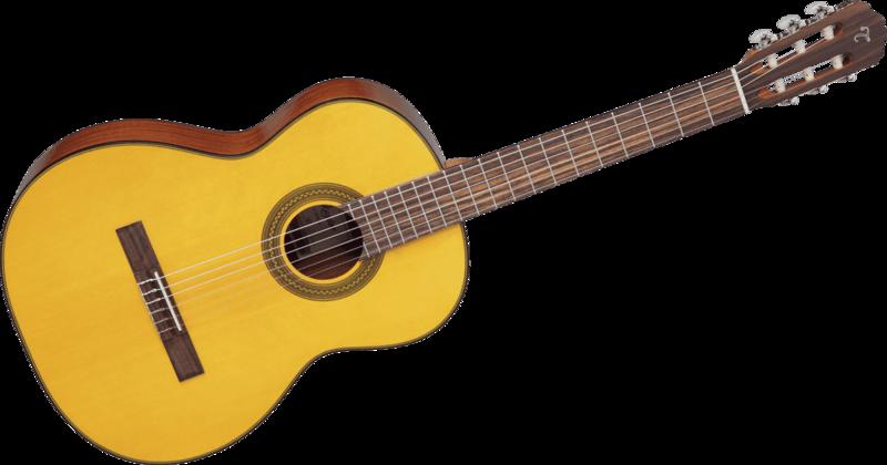 Guitare Classique Takamine GC1NAT - Voir en grand