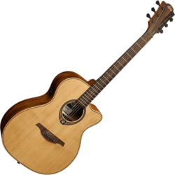 Guitare folk Lâg T170ACE - Voir en grand
