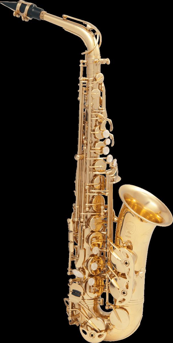 Sax alto SML Paris A620-II - Voir en grand