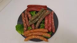 Assortiments de saucisses maison - Boucherie RIBES.jpg