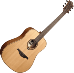 Guitare folk Lâg T170D - Voir en grand
