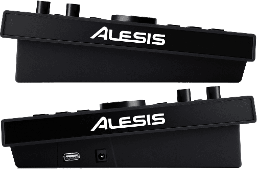 Batterie Alesis CRIMSONIIMESHKITSPED-2... - Voir en grand