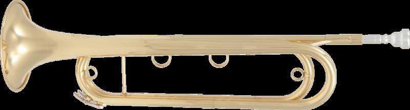Trompette de Cavalerie SML Paris FTPC91-L - Voir en grand