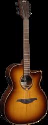 Guitare folk Lâg T118ACE-BRS - Voir en grand