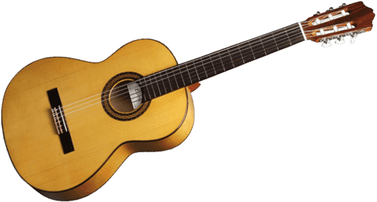 Guitare Cuenca GCU 30-F - Voir en grand