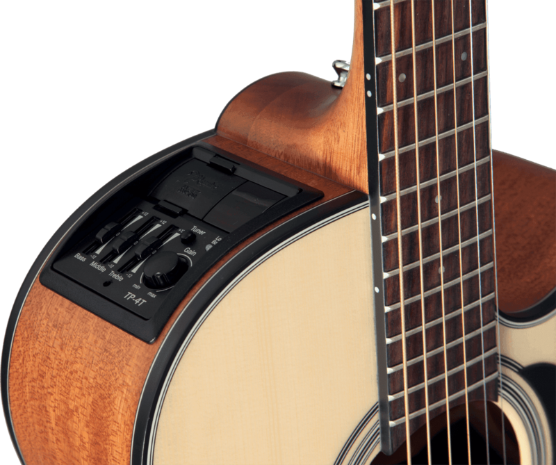 Guitare folk Takamine GX18CENS Mini-2 - Voir en grand