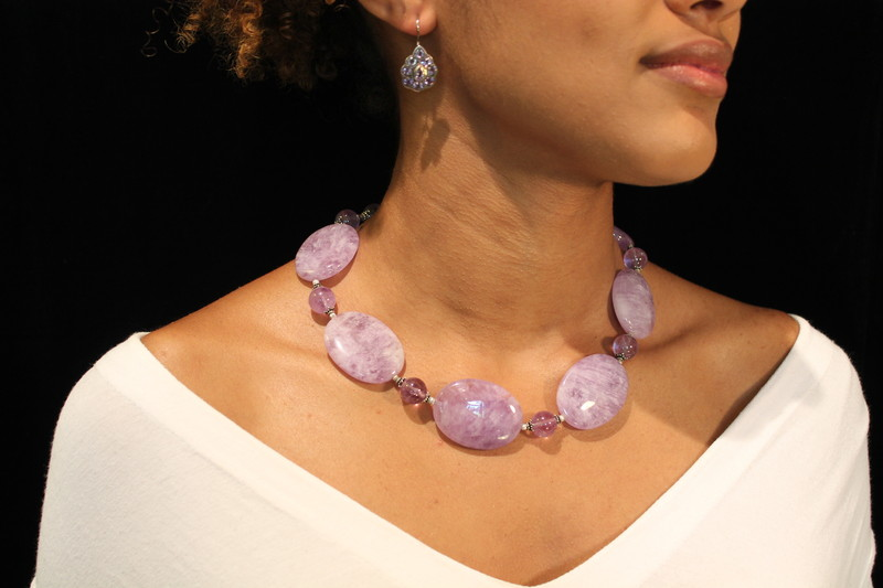 COLLIER AMETHYSTE 198 ¤ - Voir en grand