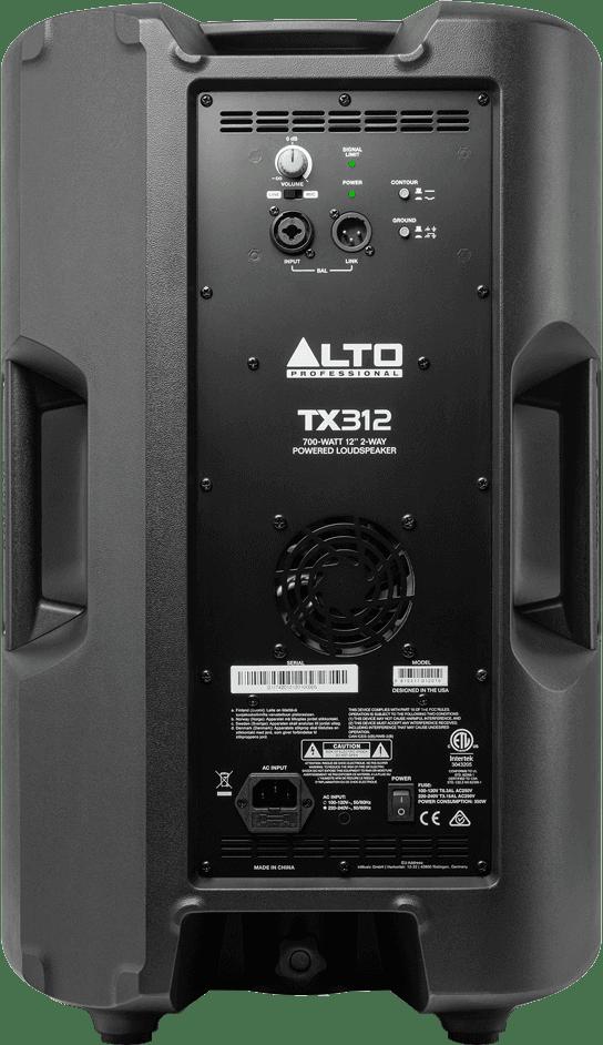 Enceinte Alto Pro TX312 - Voir en grand