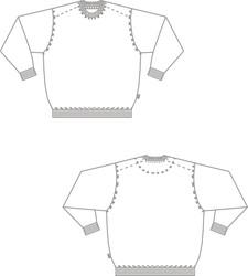 Sweat shirt unisexe BP - Voir en grand