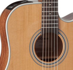 Guitare folk Lâg GD20CENS-2 - Voir en grand