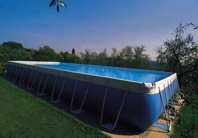 Piscine laghetto classic hauteur 1m25 piscines laghetto for Horaire piscine ales