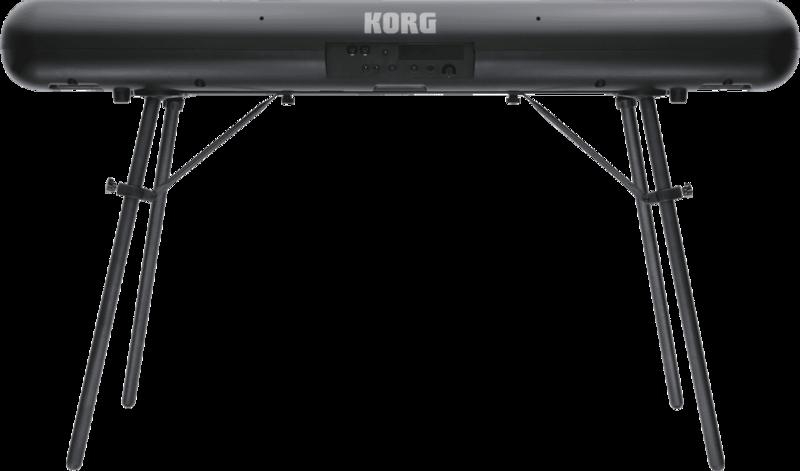 Piano numérique Korg SP280-BK-3 - Voir en grand