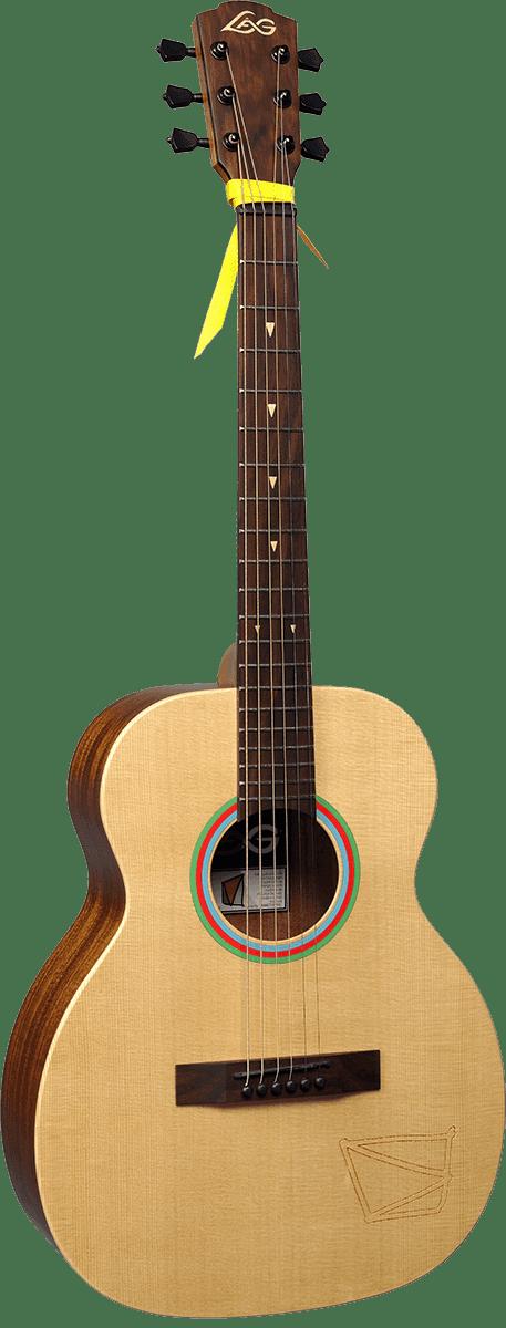Guitare Lâg Travel Signature VIANNEY VIAN-001-4 - Voir en grand