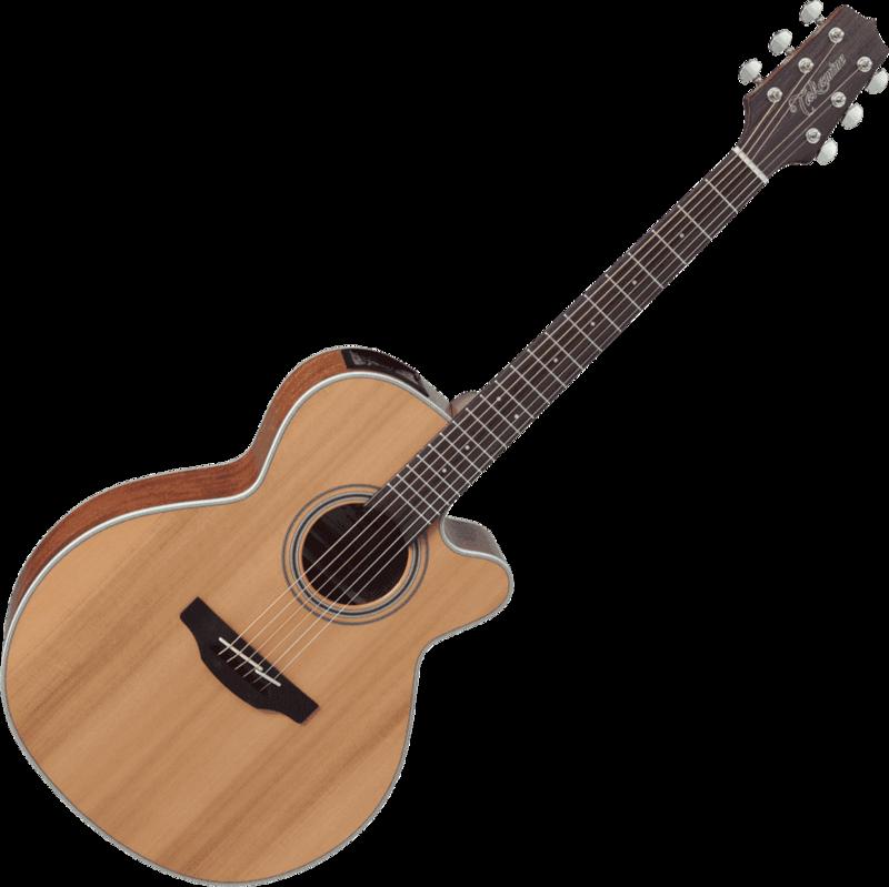 Guitare folk Lâg GN20CENS - Voir en grand