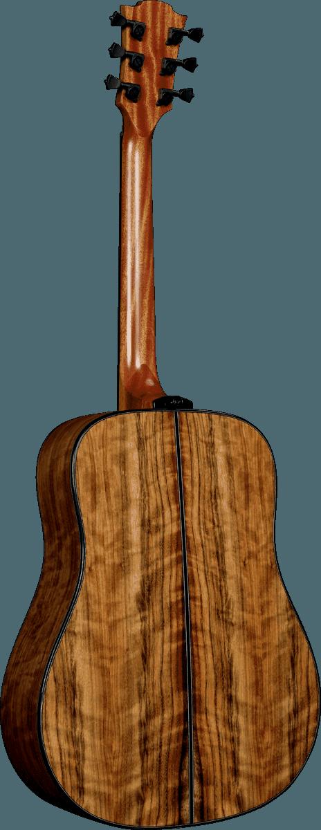 Guitare folk Lâg T318D-2 - Voir en grand