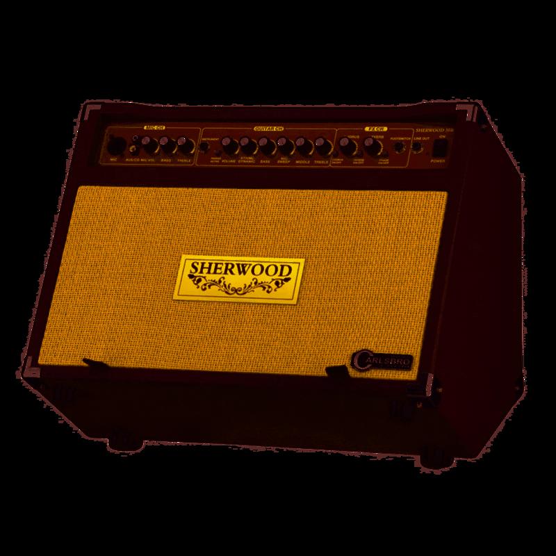 Ampli acoustique SHERWOOD30-2 - Voir en grand