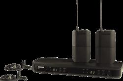 SYSTEME HF Shure BLX188E-CVL-M17 - Voir en grand