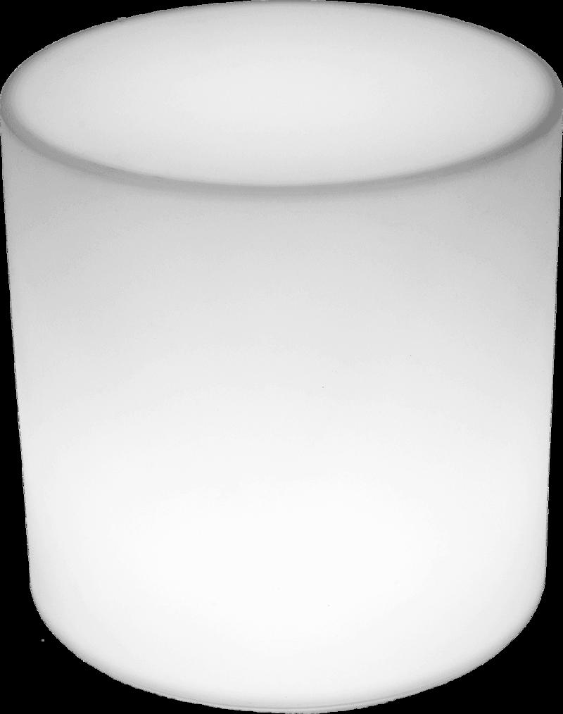 Cylindre de décoration lumineuse T-40 - Voir en grand