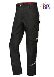 Pantalon de travail homme BPlus Noir - Voir en grand