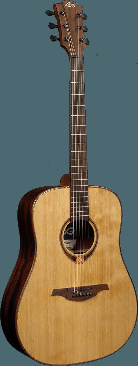 Guitare folk Lâg T118D - Voir en grand