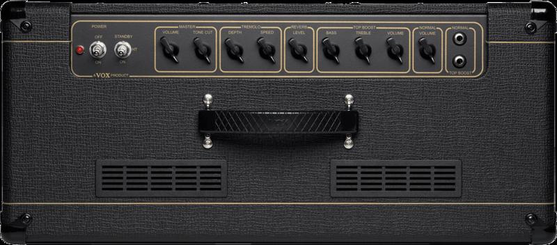 Ampli Vox AC15C1-3 - Voir en grand