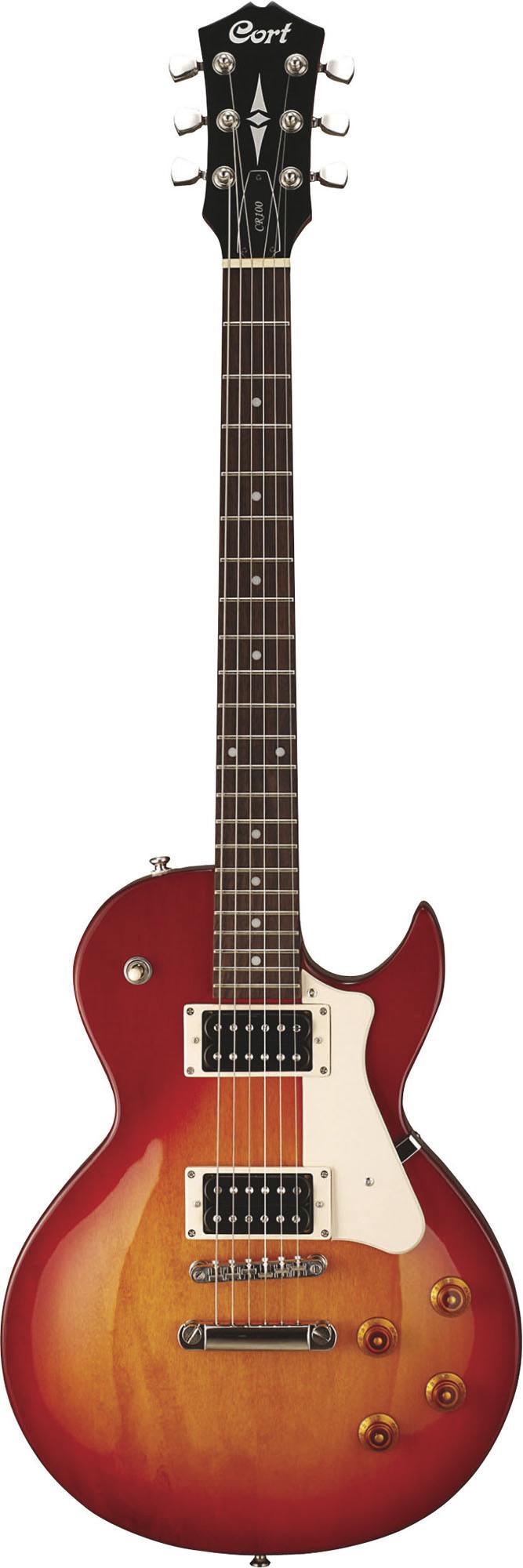 Guitare électrique CR100CRS - Voir en grand
