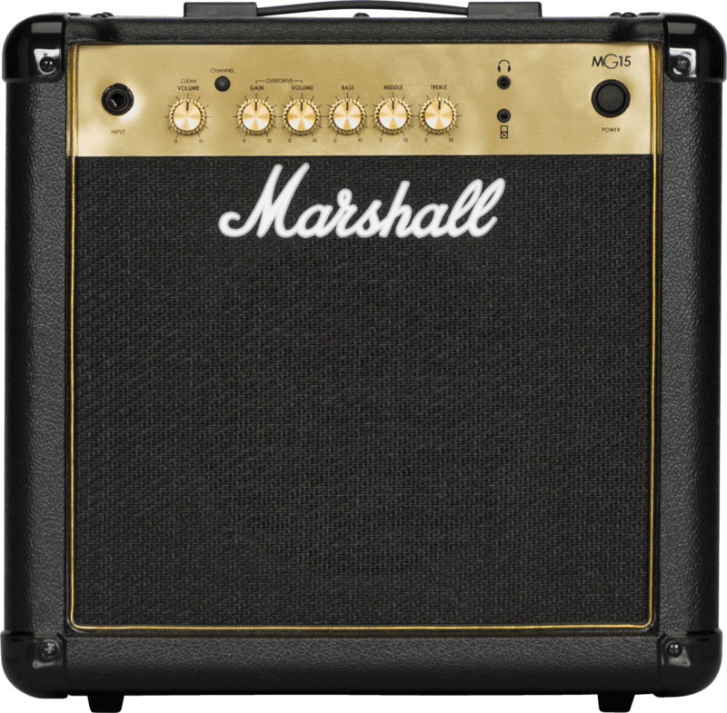 Ampli Marshall MG15G - Voir en grand