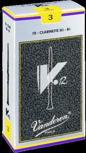 Anche Clarinette Sib Vandoren V.12 - Voir en grand