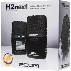 Enregistreur numérique ZOOM H2N-5 - Voir en grand