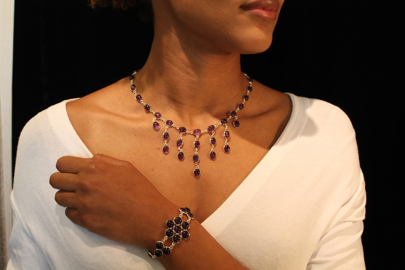 COLLIER AMETHYSTE 89 ¤ - Voir en grand