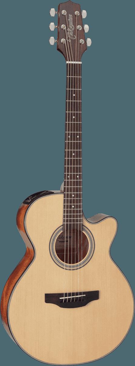 Guitare folk Takamine GF15CENAT - Voir en grand
